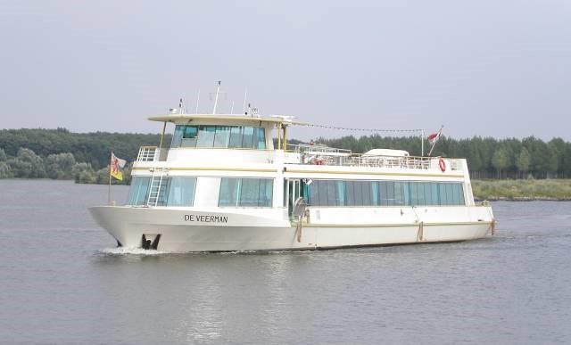 Rondvaarten en boottochten