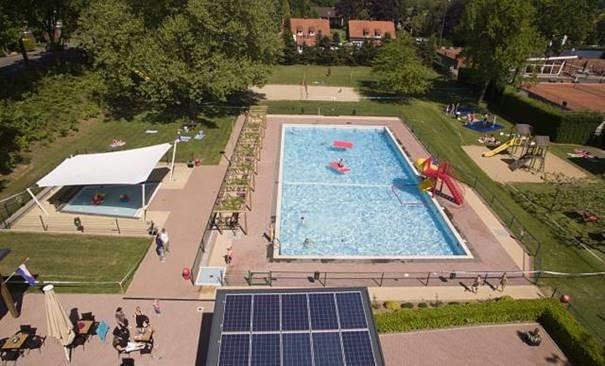 Zwemmen in Kessel